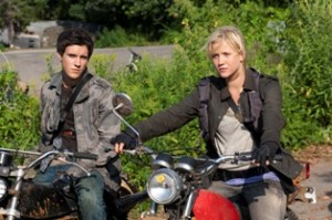 Drew Roy as Hal and Jessy Schra...