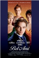 Movies Starring Robert Pattinson on Movie  Bel Ami     Starring Robert Pattinson  Uma Thurman  Kristin