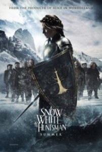 Bet You Can't Guess Whose Kiss Awakens the Princess! Movie Review: Snow White and the Huntsman