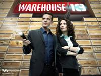 Warehouse 13 Conference Call – Eddie McClintock, Joanne Kelly, Jack Kenny