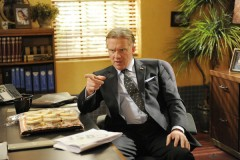 Police consultant Harris Trout (Anthony Michael Hall)