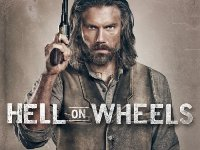 TV/Comic-Con News: AMC's HELL ON WHEELS Locomotive Steams into San Diego