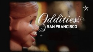Oddities San Francisco puppet Key art