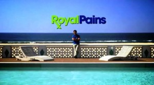 "Royal Pains New TV Promo – ""Everything is Centered"""