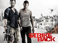 """Cinemax's """"Strike Back"""" to be at 2013 Comic Con – Returns Aug. 9 for an Explosive Third Season"""