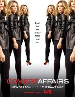 "TV News: Perrey Reeves Guest Stars on USA's ""Covert Affairs"""