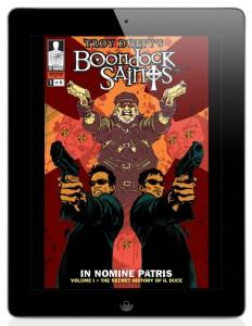 Boondock Saints Comic