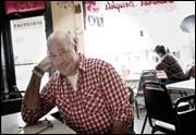 """Andrew Zimmern of """"Bizarre Foods America"""""""