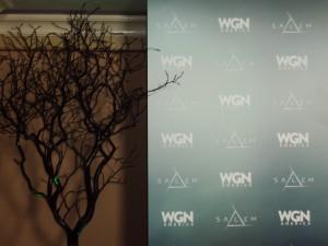 SALEM - WGN America TCA Event Interview Room