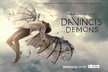 Da Vinci's Demons S2 Key Art
