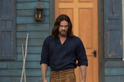 John Alden (Shane West) is a man on a mission.