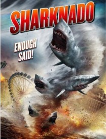 Sharknado key art