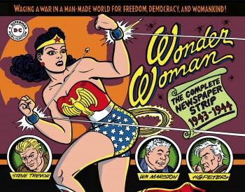 Wonder Woman DC Comic strip 1940s