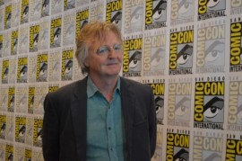 Vikings creator Michael Hirst at 2014 SDCC