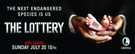 "Lifetime Launches Sweepstakes to Promote New Series ""The Lottery"""