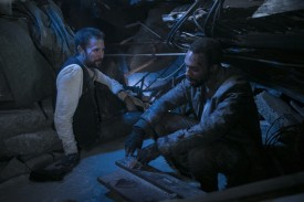 While trapped below the ship, Dingaan opens up to Tom about what really happened to his family.