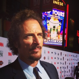 Kim Coates assured us only Kurt Sutter knows how the series will end.