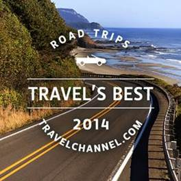 Travel's Best Road Trips 2014
