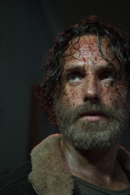 Lincoln has taken his acting skill to a new level with his portrayal of Rick. Rick is in a dark place now.