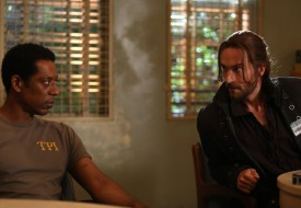 Irving's attorney Henry Parish has banned Ichabod and Abbie from visiting him but Ichabod figures out a solution.