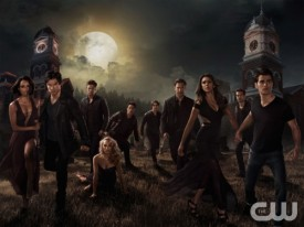 "Video: The Vampire Diaries ""Woke Up with a Monster"" Clip"