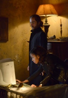 Ichabod's loathing of dial-up Internet is justified.