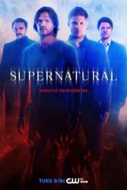 Supernatural S10 Key art