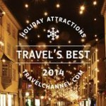Travel Channel .com Names <i>Travel's Best: Holiday Attractions</i> of 2014