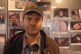 Rainn Wilson as Lieutenant Detective Everett Backstrom