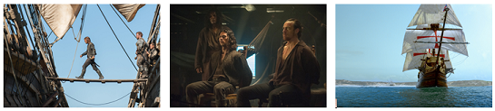 Black Sails S2 episodic 1