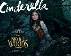 Into the Woods Cinderella
