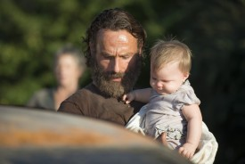 Would you have fed Judith that applesauce without making Aaron eat it first?