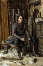 Ben Robson plays Kalf, Lagertha's handsome second-in-command
