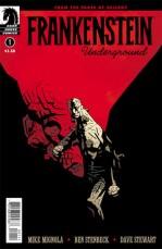 Frankenstein Underground #1 Review. It's Still Alive!