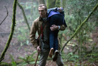 The hunter Nigel takes young Chloe but gets more than he bargains for when she fights back.