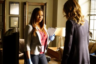 Lanie finding the same antibodies in Powers that Castle had is too much of coincidence to ignore.
