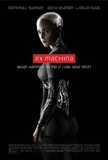 Movie Trailer: Ex-Machina In Theaters Now. Opens Wide Friday, April 24