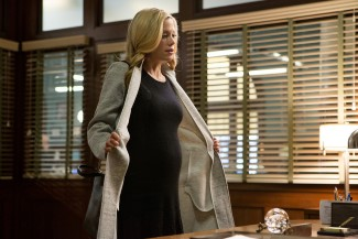 "Is Adalind the most fertile Hexenbiest around or what? Don't you just love it when Sean says, ""That's not mine?"" Haha!"