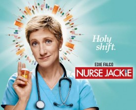 """Nurse Jackie – """"Godfathering"""" Review and Photos. Blue Toes."""