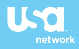 USA Network logo blue