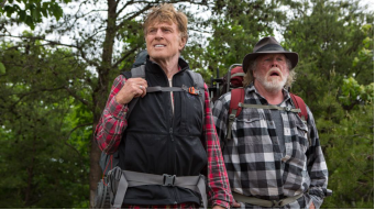 A Walk in the Woods - Robert Redford, Nick Nolte