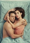 Michael Sheen as Dr. William Masters and Lizzy Caplan as Virginia Johnson in Masters of Sex (season 2 KEY ART) - Photo: Frank W Ockenfels 3/SHOWTIME