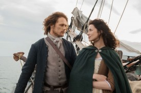 I've always wanted to go to France. Let's hope Jamie and Claire can make the fresh start they need.
