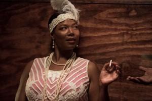 Queen Latifah as Bessie Smith in Bessie