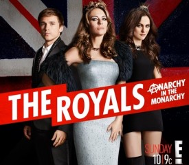 TV News: Production Begins on Season Two of E! Entertainment's The Royals