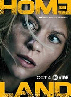 Homeland S5 key art
