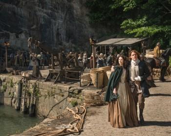Jamie and Claire Season 2