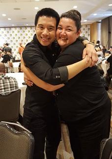 Best. Hug. EVER!