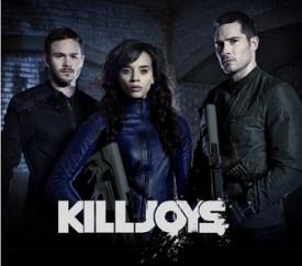 Killjoys S1 Key Art