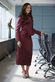 "SUITS -- ""No Refills"" Episode 503 -- Pictured: Gina Torres as Jessica Pearson -- (Photo by: Shane Mahood/USA Network)"
